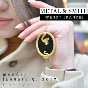 Jewelry Professionals: Visit Us at Metal & Smith