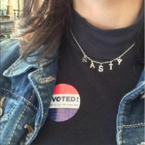 Get NASTY Now! And Some Protest Tips.