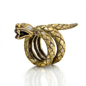 Jewel of the Month: Queen of Scots Snake Ring