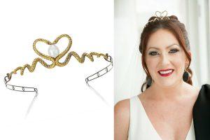 Wendy Brandes Wedding in JCK Magazine