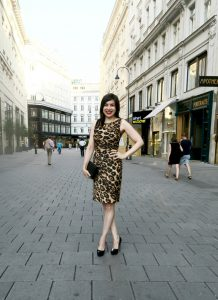 What Wendy Wore: Vienna, Dressy and Casual