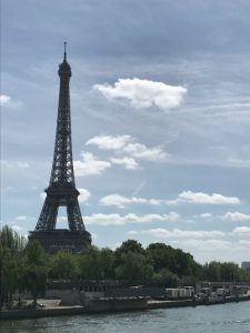 Throwback Thursday: Paris in June