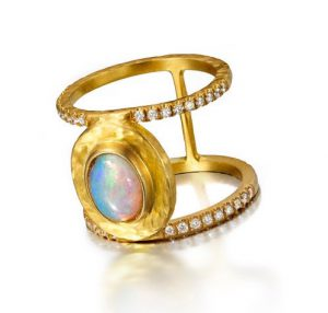 Jewels of the Month: Your Own Opal Designs
