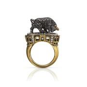Maneater Ring: Bull and Bullfighter