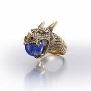 Empress Wu Dragon Ring