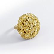 Mia Scent-Locket Ring