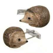 Paul's Hedgehog Cufflinks