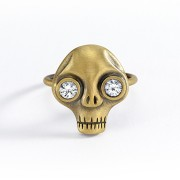 Juana Skull Ring