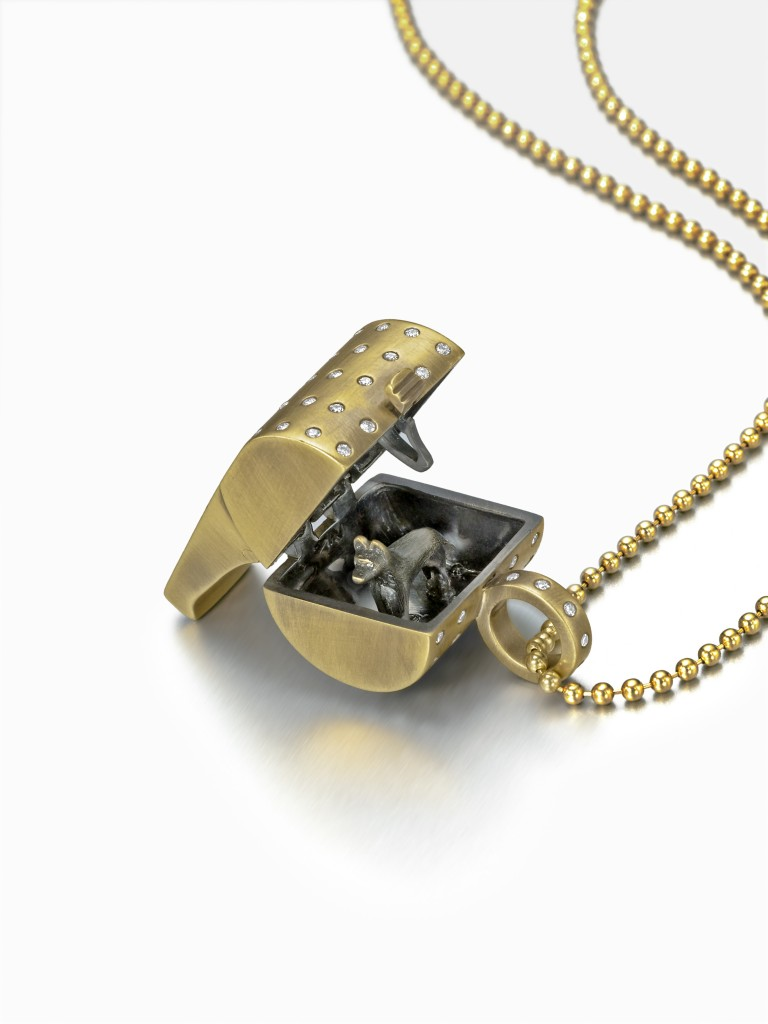 The Virginia Woolf Whistle, open